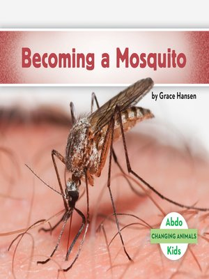 cover image of Becoming a Mosquito