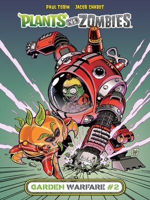 cover image of Plants vs. Zombies: Garden Warfare (2015), Issue 2
