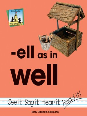 cover image of ell as in well