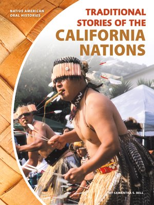 cover image of Traditional Stories of the California Nations