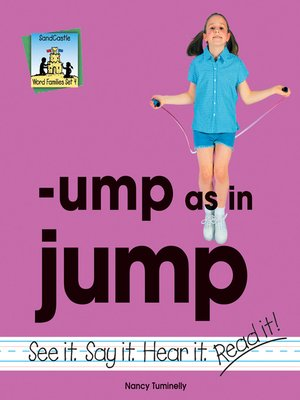 cover image of ump as in jump