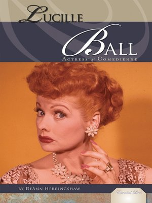 cover image of Lucille Ball