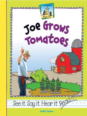 cover image of Joe Grows Tomatoes
