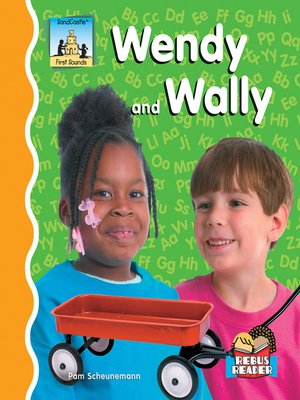 cover image of Wendy and Wally