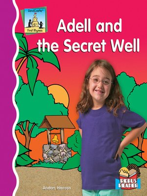 cover image of Adell and the Secret Well
