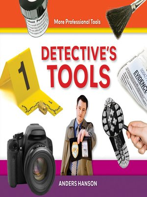 cover image of Detective's Tools