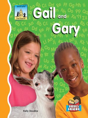 cover image of Gail and Gary