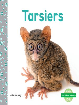 cover image of Tarsiers