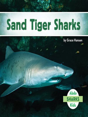 cover image of Sand Tiger Sharks