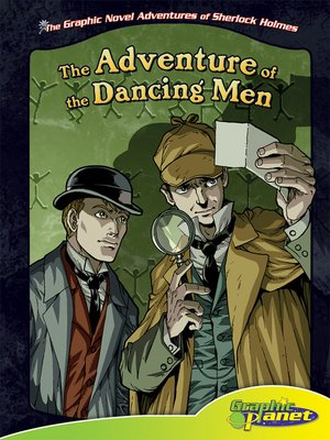 cover image of Adventure of the Dancing Men