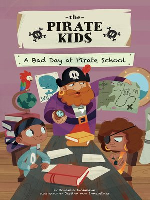 cover image of A Bad Day at Pirate School