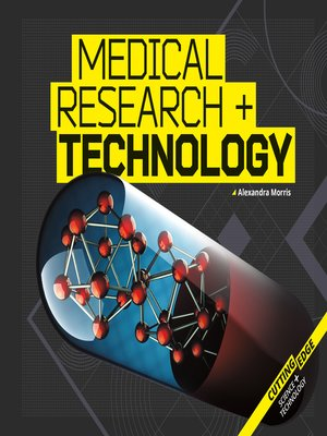 cover image of Medical Research and Technology