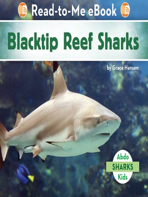 cover image of Blacktip Reef Sharks