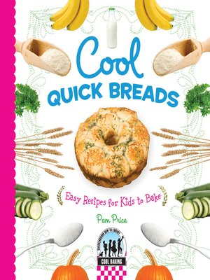 cover image of Cool Quick Breads