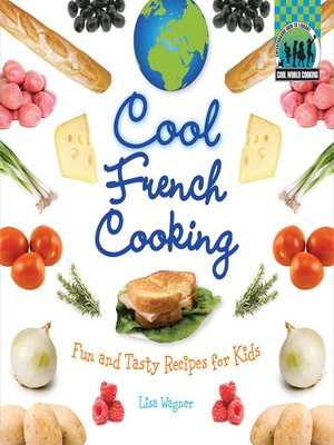 cover image of Cool French Cooking