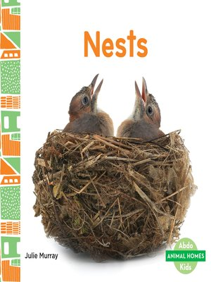 cover image of Nests