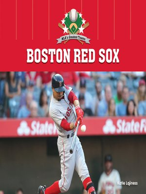 cover image of Boston Red Sox