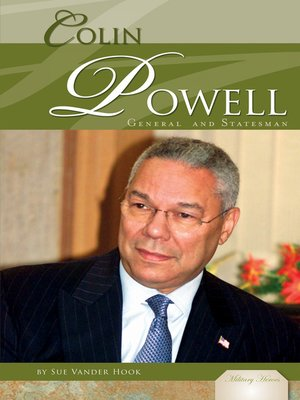 cover image of Colin Powell