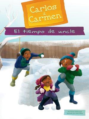 cover image of El Tiempo de Uncle (Tío Time)