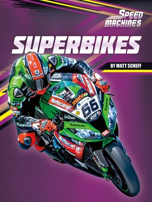 cover image of Superbikes