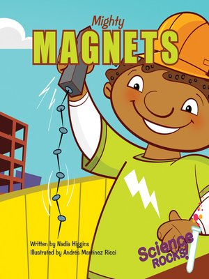 cover image of Mighty Magnets