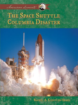 cover image of Space Shuttle Columbia Disaster