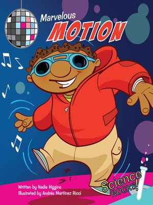 cover image of Marvelous Motion