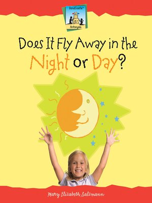 cover image of Does It Fly Away in the Night or Day?
