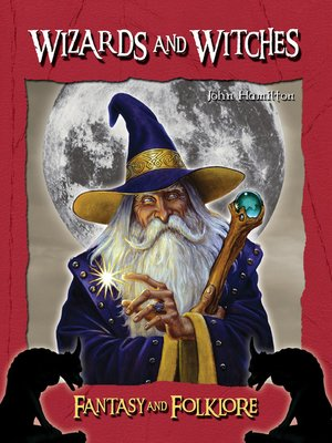 cover image of Wizards and Witches