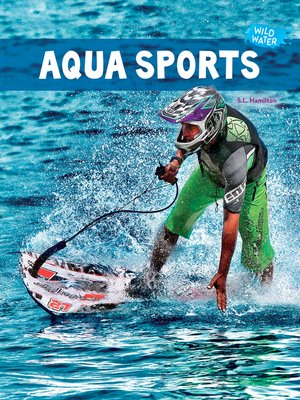 cover image of Aqua Sports