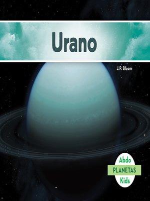cover image of Urano (Uranus)