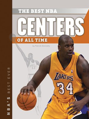cover image of Best NBA Centers of All Time