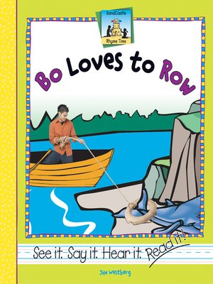cover image of Bo Loves to Row