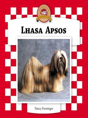 cover image of Lhasa Apsos