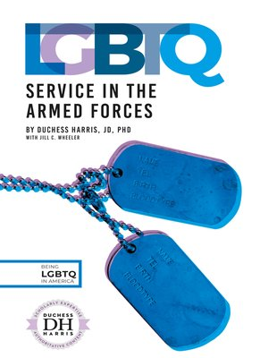 cover image of LGBTQ Service in the Armed Forces