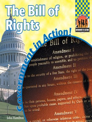cover image of Bill of Rights