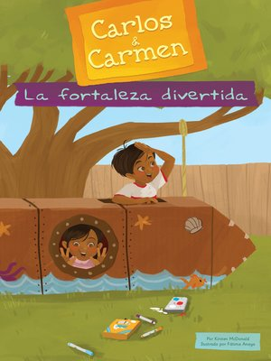 cover image of La fortaleza divertida (The Fun Fort)