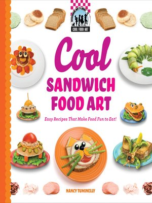 cover image of Cool Sandwich Food Art