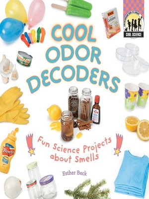 cover image of Cool Odor Decoders