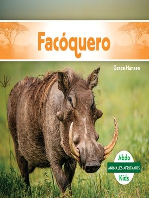 cover image of Facóquero (Warthog)
