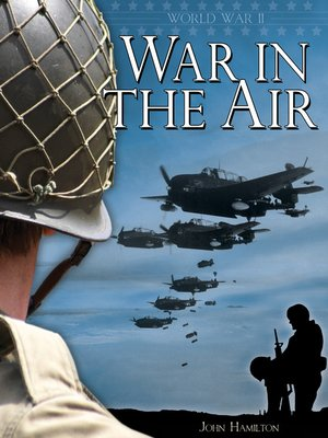 cover image of War in the Air