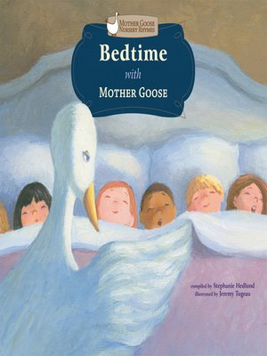 cover image of Bedtime with Mother Goose