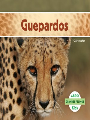 cover image of Guepardos