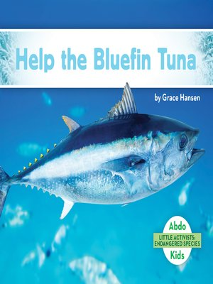 cover image of Help the Bluefin Tuna