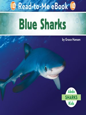 cover image of Blue Sharks