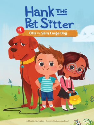 cover image of Book 1: Otis the Very Large Dog