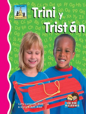 cover image of Trini y Tristán