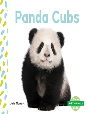 cover image of Panda Cubs