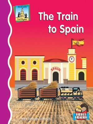 cover image of Train to Spain