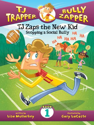 cover image of TJ Zaps the New Kid
